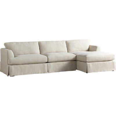 AllModern Custom Upholstery Warner Sectional