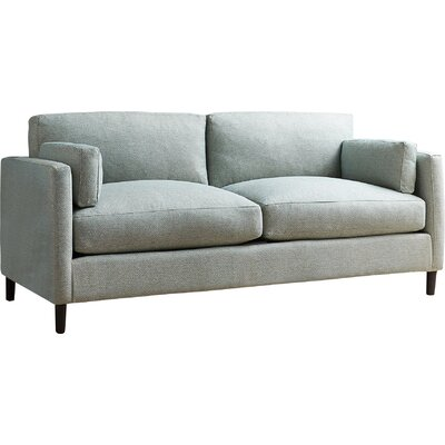 Beau Studio Sofa Upholstery: Empire Shadow
