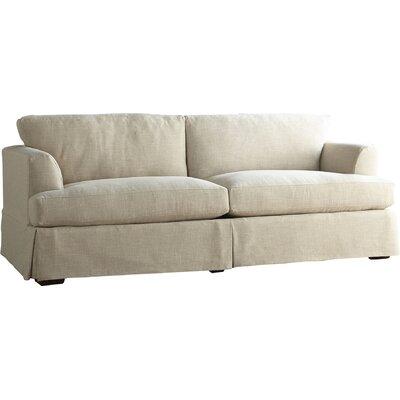 Warner Sofa Upholstery: Zula Rawhide
