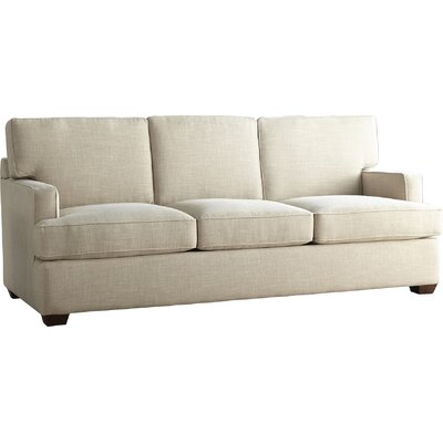 Johnnie Sofa Fabric: Zula Rawhide
