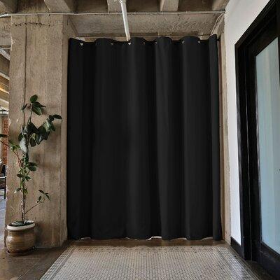 RoomDividersNow Premium Heavyweight Curtain Panel Room Divider - Size: 96