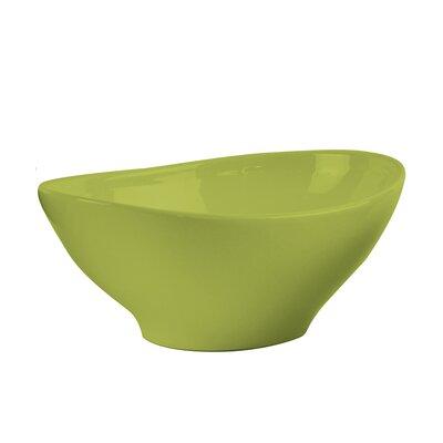 Reding Ceramic Decorative Bowl Color: Limon