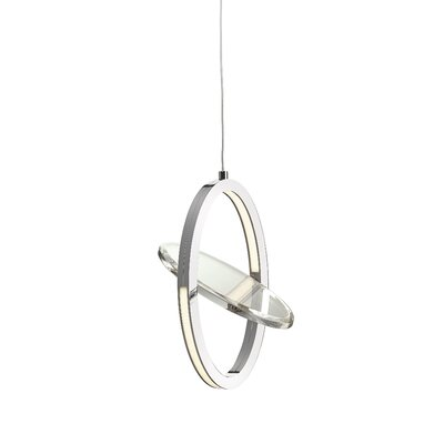 Oliv 1-Light Mini Pendant