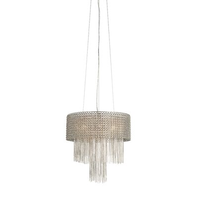 Elauna 6-Light Drum Pendant