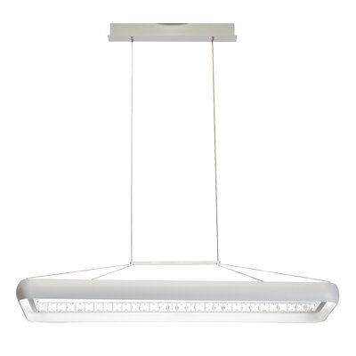 Skies 1-Light Kitchen Island Pendant