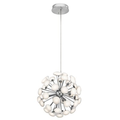Aleshia  49-Light Globe Pendant
