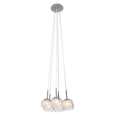 Galvan 7-Light Cluster Pendant