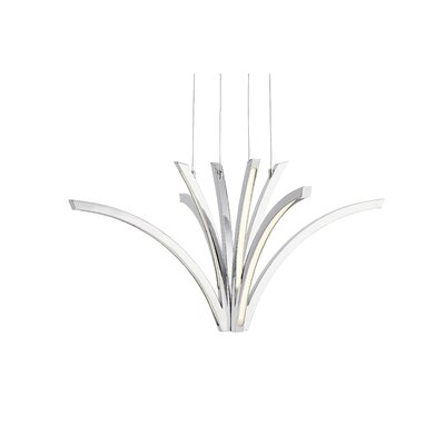 Zara? 8-Light Sputnik Chandelier