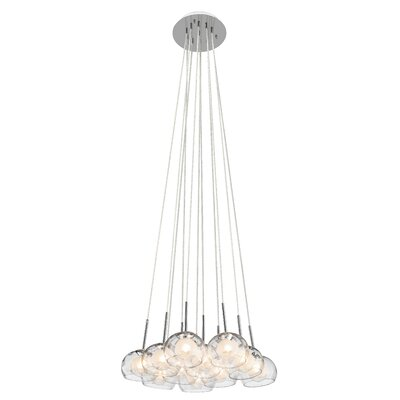 Galvan 11-Light Cluster Pendant