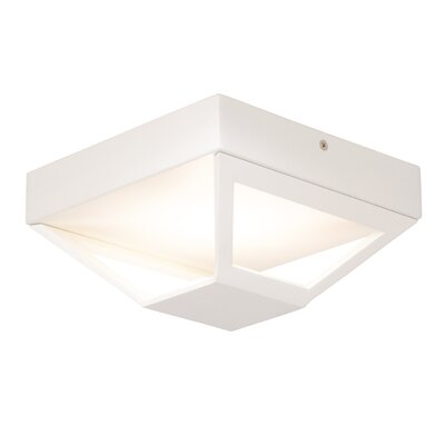 Copan 1-Light Flush Mount