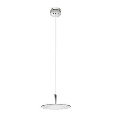 Valdai? 1-Light Mini Pendant Size: 9.17 H x 17.99 W x 17.99 D