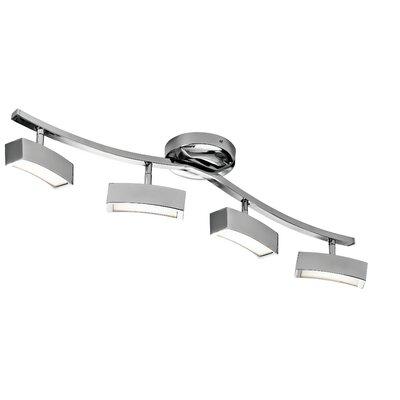 Landon? 4-Light Full Track Lighting Kit