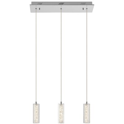 Neruda? 3-Light Kitchen Island Pendant