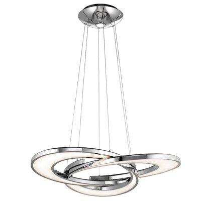 Sena 3-Light Geometric Pendant