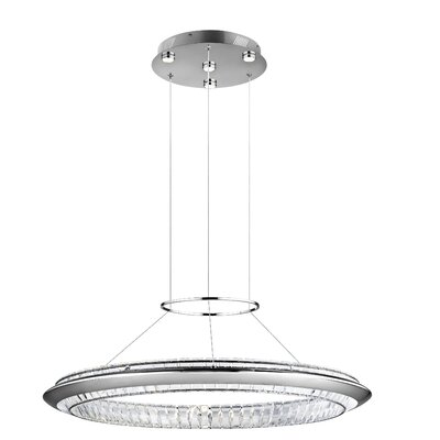 Joez 5-Light Mini Pendant Size: 121.75 H x 39.25 W x 39.25 D