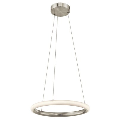 Roye 22-Light Geometric Pendant