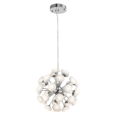 Aleshia  32-Light Globe Pendant