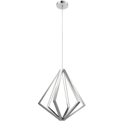 Everest 6-Light Geometric Pendant