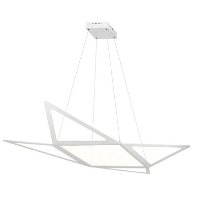 Garrison 1-Light Geometric Pendant