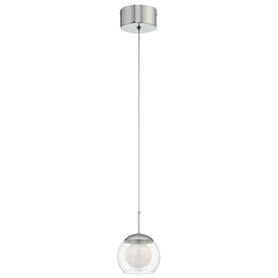 Dickison Modern 1-Light LED Mini Pendant