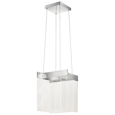 Rucks 4-Light LED Rucksmetric Pendant