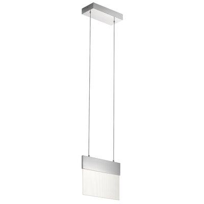 Rucks 2-Light LED Rucksmetric Pendant