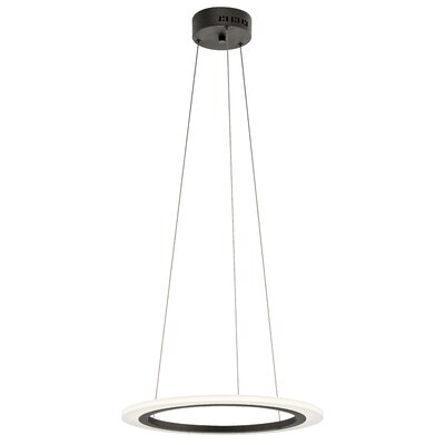 Roybal 1-Light LED Geometric Pendant