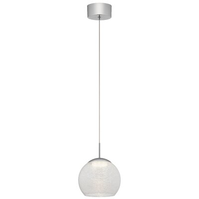 Runion 1-Light LED Mini Pendant Size: 9.75 H x 8 W x 8 D