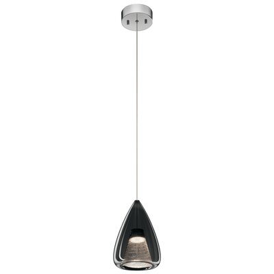 Russo Contemporary 1-Light Mini Pendant