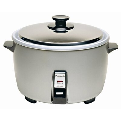 Panasonic SR-42HZP 23 Cup Commercial Electric Rice Cooker SR-42HZP-D