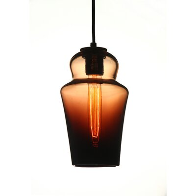 Vintage 1-Light Mini Pendant