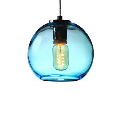 Vintage 1-Light Globe Pendant