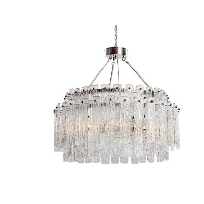 Synfonia 8-Light Crystal Chandelier