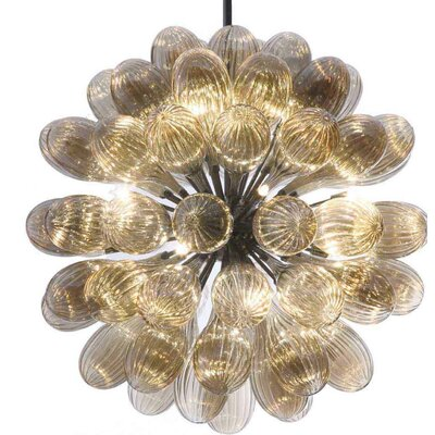 15-Light Cluster Pendant