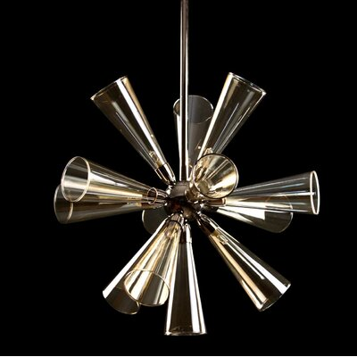 12-Light Cluster Pendant
