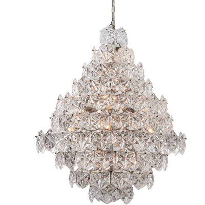 Overture 24-Light Crystal Chandelier