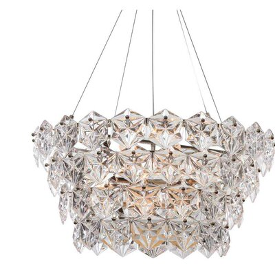 Overture 12-Light Crystal Chandelier