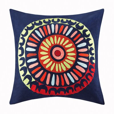 Hollywood Boho Cotton Throw Pillow