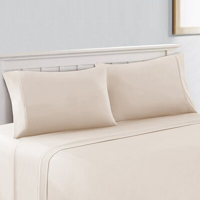 325 Thread Count 100% Cotton Sheet Set Size: Queen, Color: Ivory