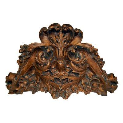 Bed Crown Color: Bronze