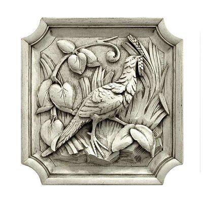 Left Pheasant Plaque Wall Décor