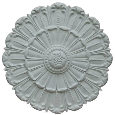 Acanthus Flat Ceiling Medallion Finish: Unfinished