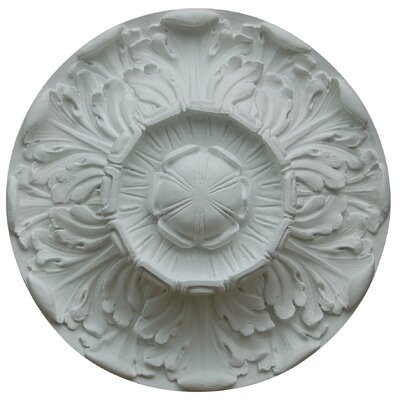 Acanthus Ceiling Medallion Finish: Unfinished