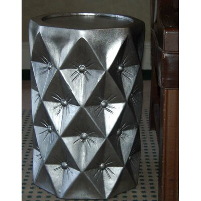 Starlight End Table Color: Silver Leaf