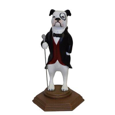 Winston Bulldog Statue 34168HP