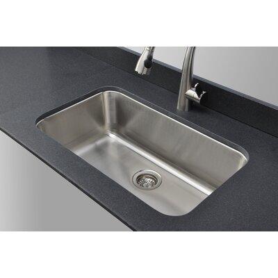 Craftsmen Series 29.88 x 18.06 Kitchen Sink