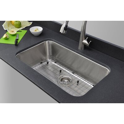Craftsmen Series 29.88 x 18.06 Kitchen Sink