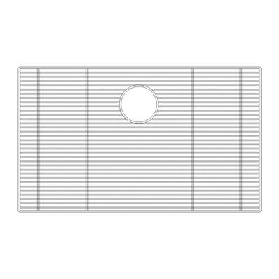 29.63 x 1 Sink Grid