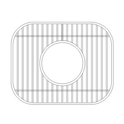 10.63 x 1 Sink Grid