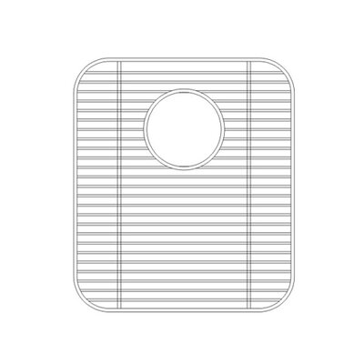 14.88 x 1 Sink Grid